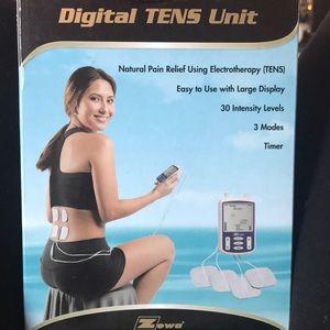 NWT: Digital Tens Unit